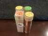 Four rolls of 1970-S BU Pennies