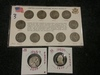 US Wartime Silver Nickel Set with 1968-S and 1983-S PF DCAM Nickels