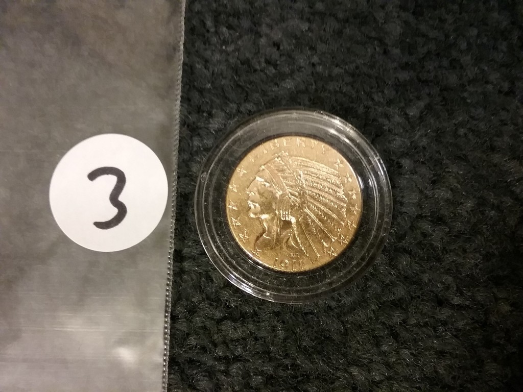 Highland CoinHunters Weekly Timed Coin Auction