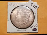 Better Date 1902-O Morgan Dollar