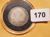 Cool 1781 Mexico 1 real