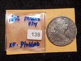 Nice Big 1803 Mexico City 8 reales