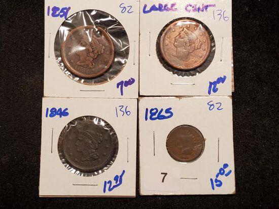 Four cents