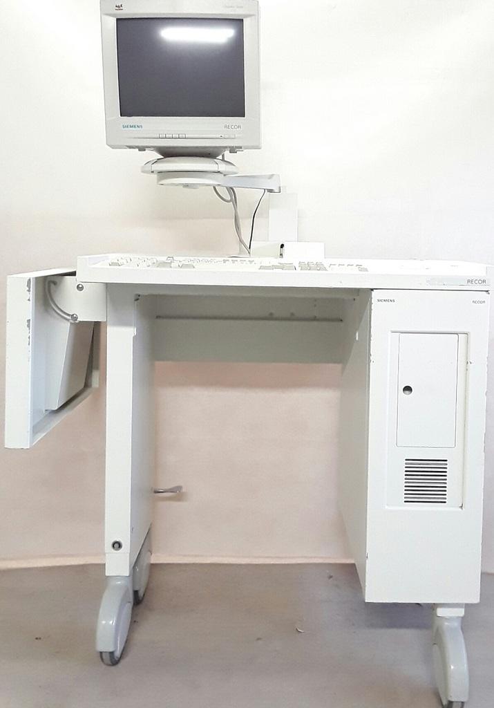 SIEMENS  6030253 E287E Exercise Test Console