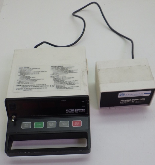 Physio-Control Lifestat 100 BP Monitor