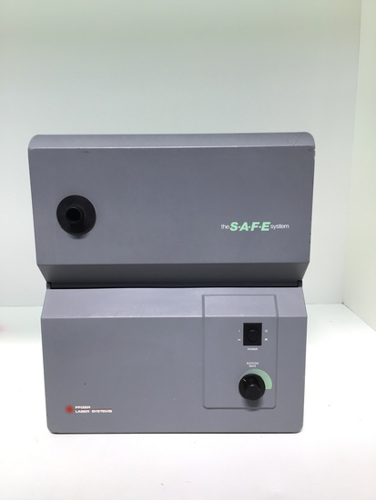 Pfizer Laser Systems CR-0002 Laser Smoke Vacuum