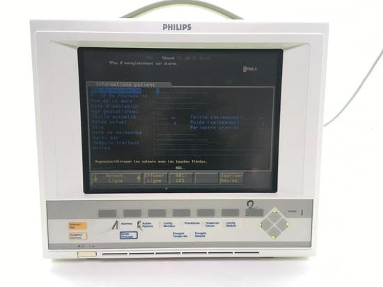 Hewlett Packard M1204A Patient Monitor