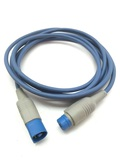 Lot of 11 Philips M1941A Compatible SPO2 Adapter Cable