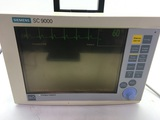 Siemens SC 9000 FRN Patient Monitor