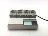 Modular 4 station battery charger Stryker System 5