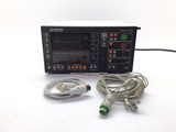 Kontron Instruments Minimon 7137B Patient Monitor with ECG cable and SaO2 sensor