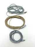 Lot of 3 LEMO FGG.2B Cables