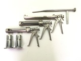 Set of 3 Depuy Cement Gun and 1 Aesculap Orthopaedic Long Nail