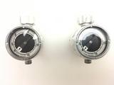 Pack of 2 Dynaval 56 Oxygen Flow Meters