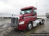 2011 FREIGHTLINER CASCADIA T/A DAYCAB