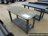 30X57 WELDING SHOP TABLE WITH SHELF