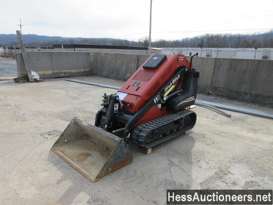 2012 DITCH WITCH SK650 MINI SKID LOADER