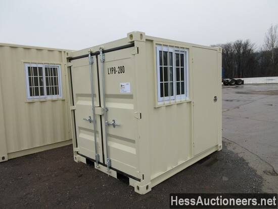 2019 8' CONTAINER