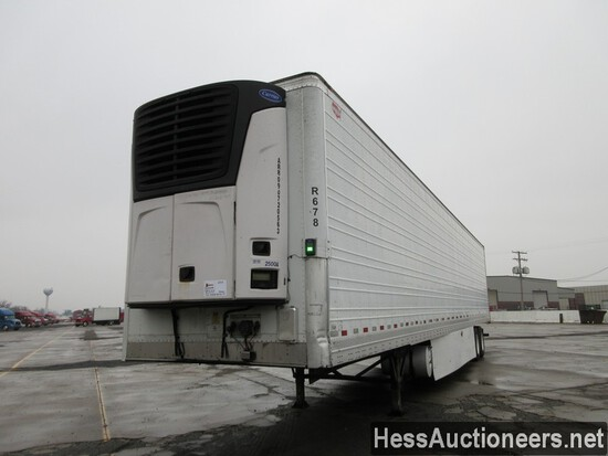 2010 WABASH-NATION 53' REEFER TRAILER