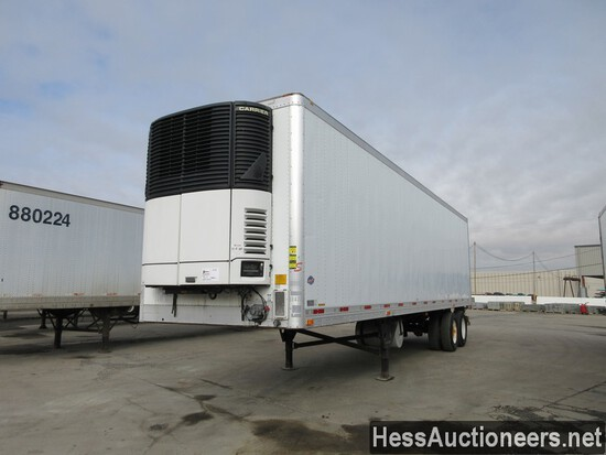 2009 UTILITY 36' REEFER TRAILER