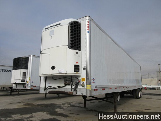 2008 UTILITY 48' REEFER TRAILER