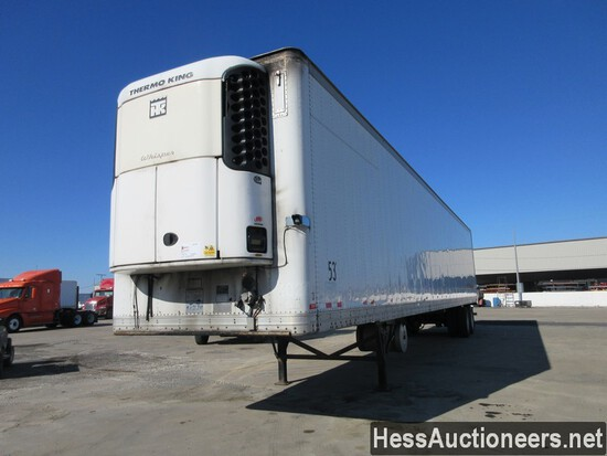 2007 GREAT DANE 53' REEFER TRAILER