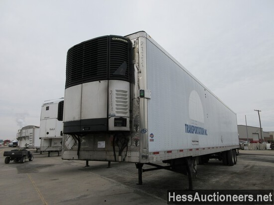 2007 UTILITY 53' REEFER TRAILER