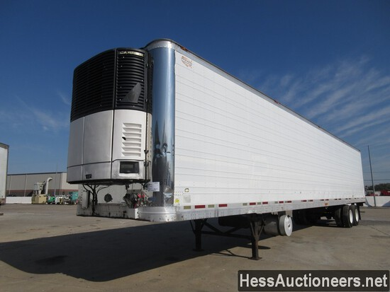 2005 WABASH 53' REEFER TRAILER