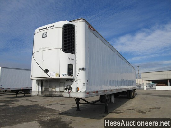 2004 GREAT DANE 53' REEFER TRAILER