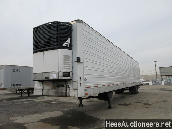 2002 UTILITY 53' REEFER TRAILER