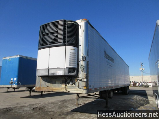 2001 GREAT DANE 53' REEFER TRAILER