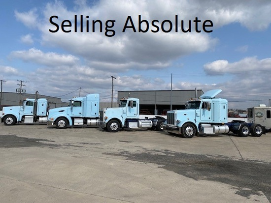 Truck Trailer Equip auction - Apr 16, 2021 Ring 1
