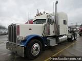 2012 PETERBILT 389 T/A SLEEPER