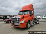 2013 FREIGHTLINER CASCADIA T/A DAYCAB
