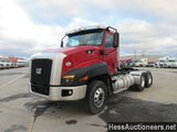 2015 CAT CT660 T/A DAYCAB