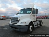 2009 FREIGHTLINER COLUMBIA S/A DAYCAB