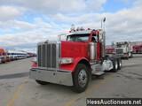 2009 PETERBILT 389 T/A DAYCAB
