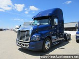 2016 FREIGHTLINER CASCADIA EVOLUTION T/A SLEEPER, HESS REPORT ATTACHED, 527