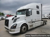 2015 VOLVO VNL64T780 T/A SLEEPER, TITLE DELAY, HESS REPORT ATTACHED, 783428