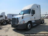 2016 FREIGHTLINER CASCADIA T/A SLEEPER,  HESS REPORT ATTACHED, 406357 MILES