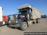 2005 FREIGHTLINER FLD 120 TRI-AXLE DUMP TRUCK,  HESS REPORT ATTACHED, 58820