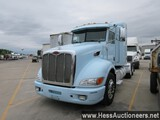 2011 PETERBILT 386 T/A SLEEPER, TITLE DELAY, HESS REPORT ATTACHED, 793038 M