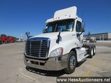 2012 FREIGHTLINER CASCADIA T/A DAYCAB,  HESS REPORT ATTACHED, 659469 MILES