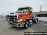 2010 FREIGHTLINER CASCADIA T/A DAYCAB, 872439 MILES ON ODO, ECM 872797 MILE