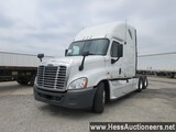 2011 FREIGHTLINER CASCADIA T/A SLEEPER,TITLE DELAY, HESS REPORT ATTACHED,