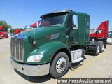 2015 PETERBILT 579 T/A SLEEPER, HESS REPORT ATTACHED, 568298 MILES ON ODO,