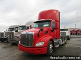 2015 PETERBILT 579 T/A DAYCAB, HESS REPORT ATTACHED, 732963 MILES ON ODO, E