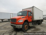 2011 FREIGHTLINER M2 BOX TRUCK, TRUCK HAS ELECTRONIC PROBLEMS WITH TRANS AN