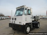 1998 CAPACITY TJ5000 JOCKEY TRUCK, SOLD WITH BILL OF SALE ONLY, HESS REPORT