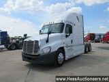 2013 FREIGHTLINER CASCADIA T/A SLEEPER,  HESS REPORT ATTACHED, 552953 MILES